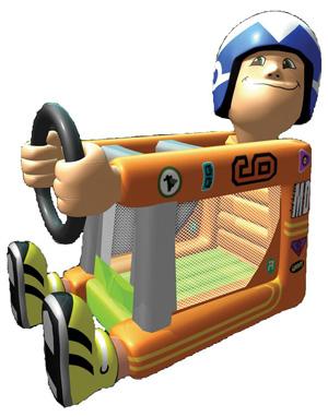 racerfootbounce