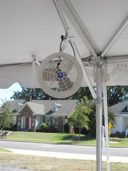 Tent Bracket Fan Fun Source Fun Source