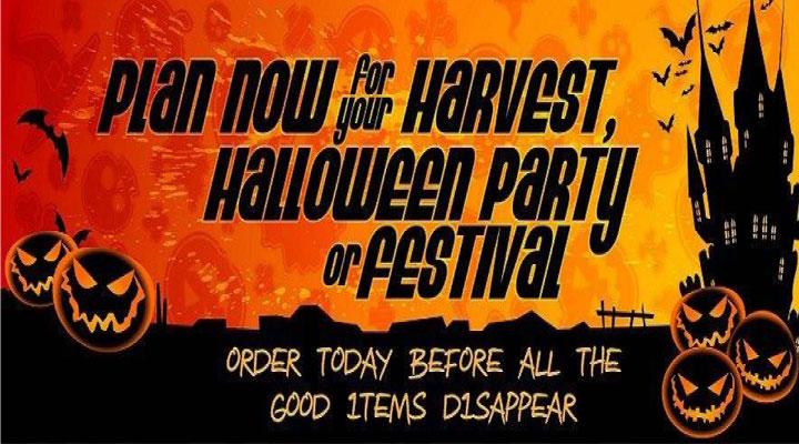 Fun Source Halloween Banner
